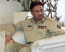 Pervez Musarraf tábornok