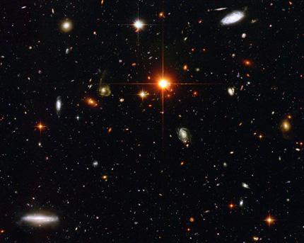 Forrás: NASA ESA STScI AURA