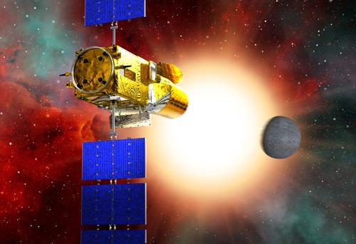 Forrás: CNES, ESA