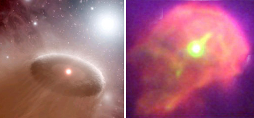 Forrás: Bally, U. Colorado, Throop, SwRI, O'Dell, Vanderbilt U., NASA, STScI