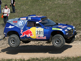 Forrás: Szalay Dakar Team