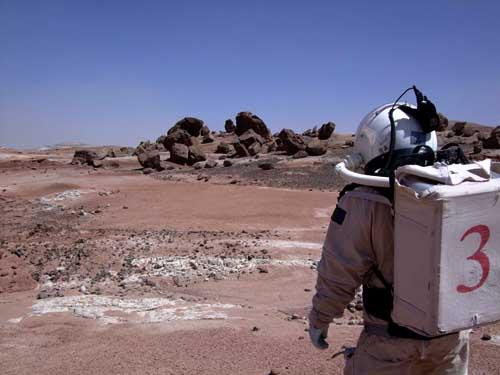 Forrás: Mars Society, HungaroMars 2008