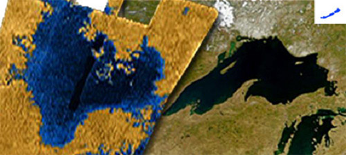 Forrás: NASA, JPL, SSI