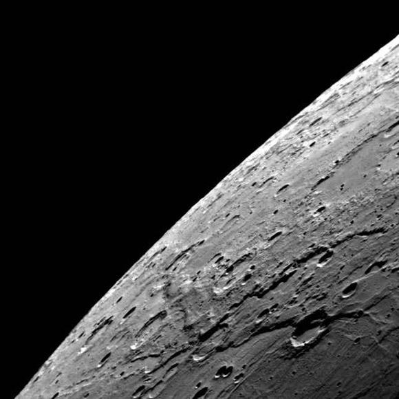 Forrás: NASA, JHUAPL, CIW