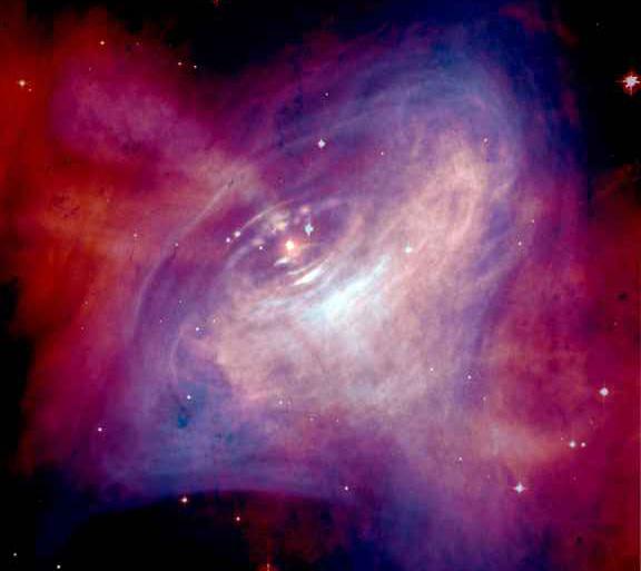 Forrás: NASA, HST, CXC, ASU, Hester