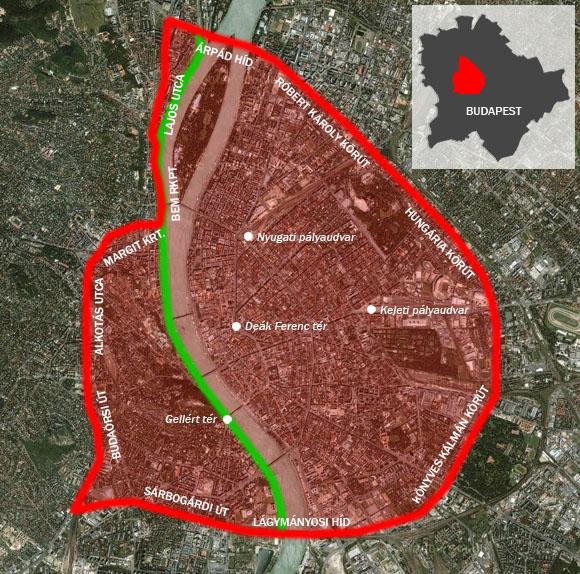 Forrás: Google Maps