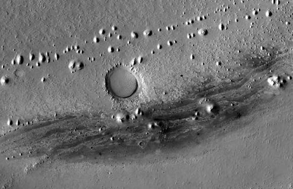 Forrás: NASA/JPL-Caltech/MSSS