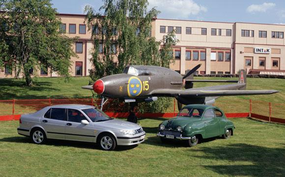 Forrás: Saab