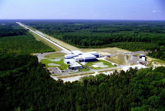 ForrA!s: LIGO