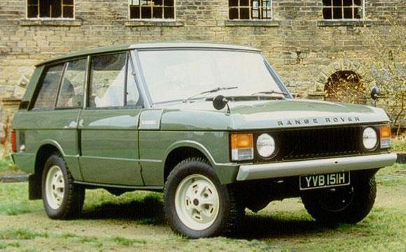 ForrA!s: Range Rover