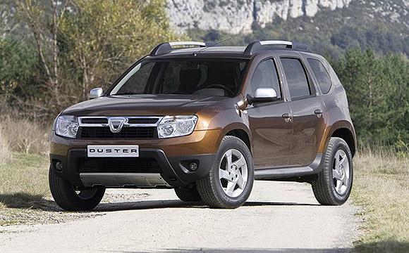 Forr�s: Dacia