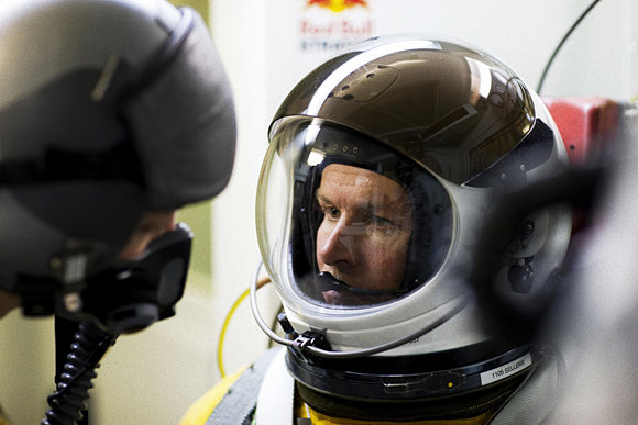 Forr�s: Red Bull Stratos