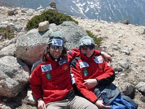 Forrás: Dreher 24 Everest Expedíció