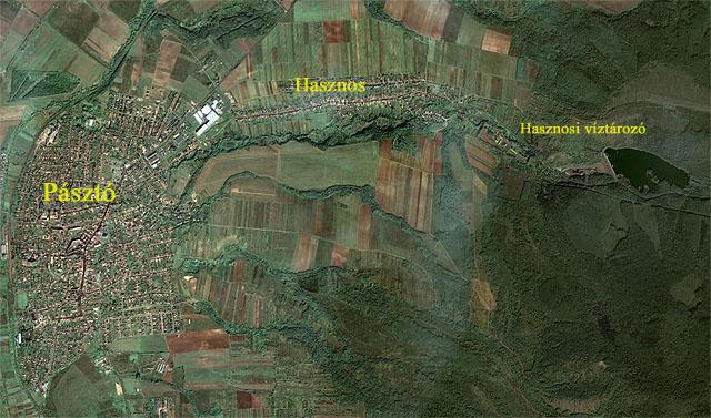 Forrás: maps.google.hu