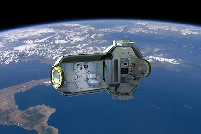 Forrás: Orbital Technologies