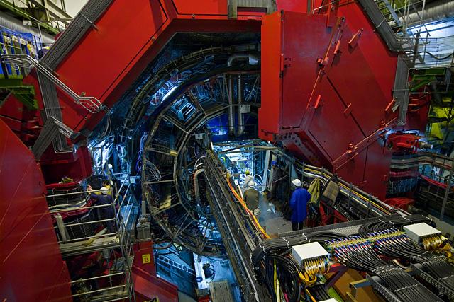 Forrás: CERN