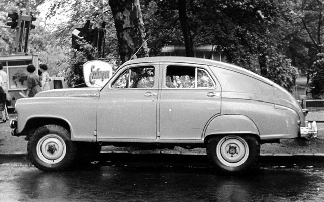Fotó: Papp Zoltán (Veterán Autó és Motor)