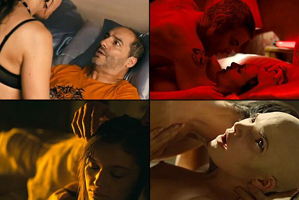 Жесткий секс в американских фильмах очень