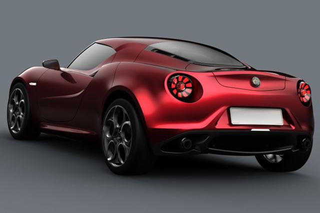 Forrás: Alfa Romeo