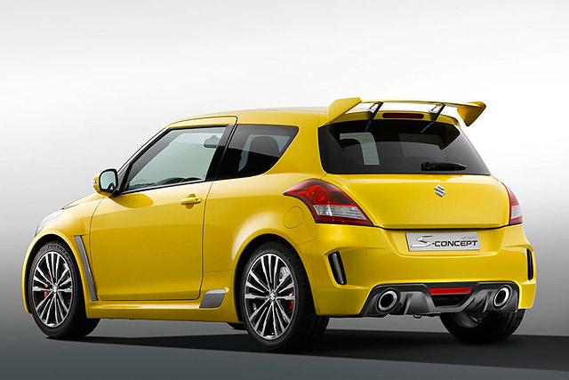 Forr�s: Suzuki