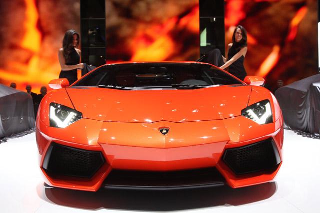 Forr�s: Lamborghini