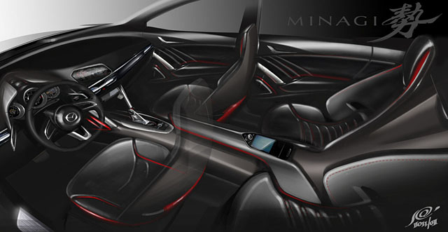 Forrás: Mazda