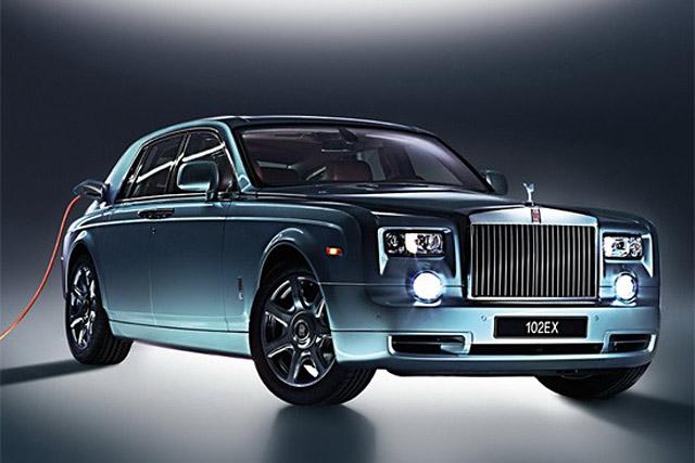 Forr�s: Rolls-Royce