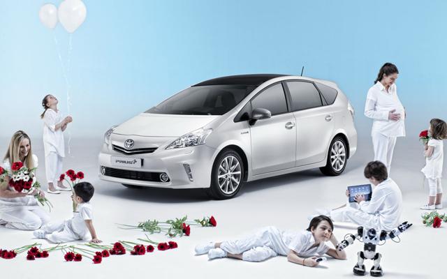 Forrás: Toyota