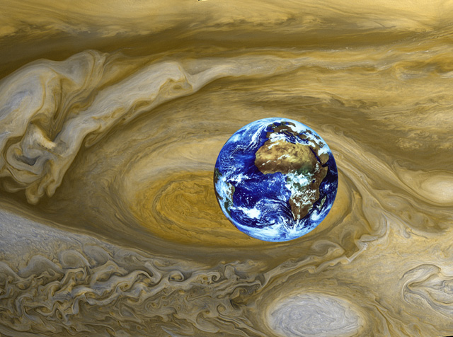 Forrás: NASA, JPL, Björn Jónsson (IAAA)
