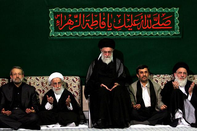 Forrás: AFP/HO/Khamenei.ir