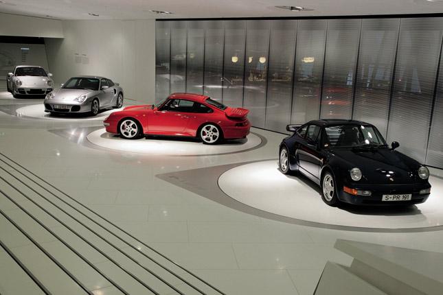 Forrás: Porsche
