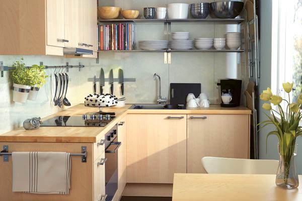 Így lesz a legapróbb konyha is tágas és kényelmes