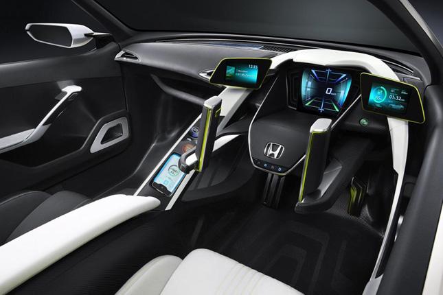 Forrás: Honda