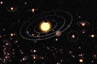 Forrás: ESO/M. Kornmesser