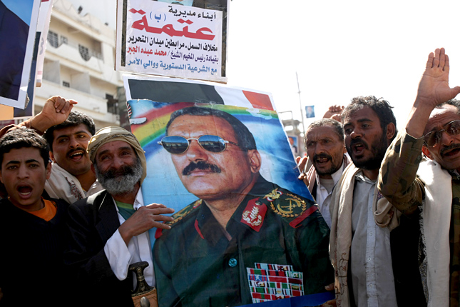 Forrás: AFP/Mohammed Huwais