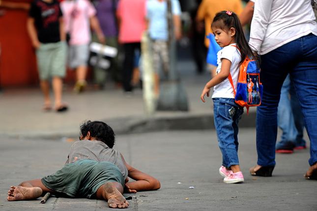 Forrás: AFP/Noel Celis