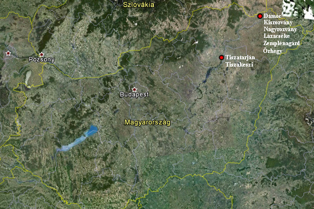 Forr�s: Google Maps