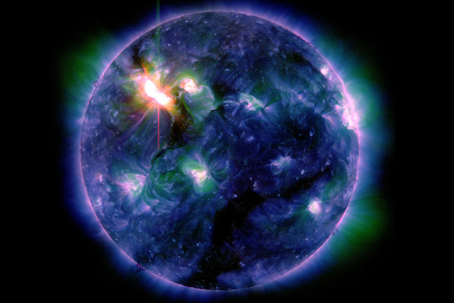 Forr�s: spaceweather.com