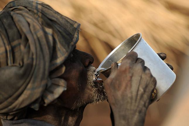 Forrás: AFP/Diptendu Dutta
