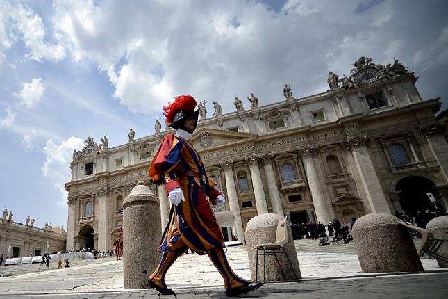 Forrás: AFP/Filippo Monteforte
