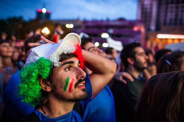 Forrás: AFP/Wojtek Radwanski