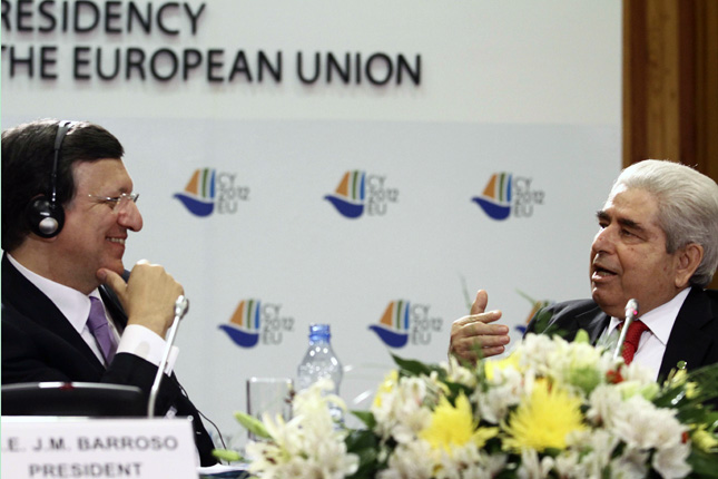 Forrás: AFP/Yiannis Kourtoglou