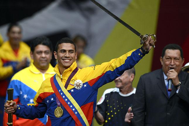 Forrás: AFP/Juan Barreto
