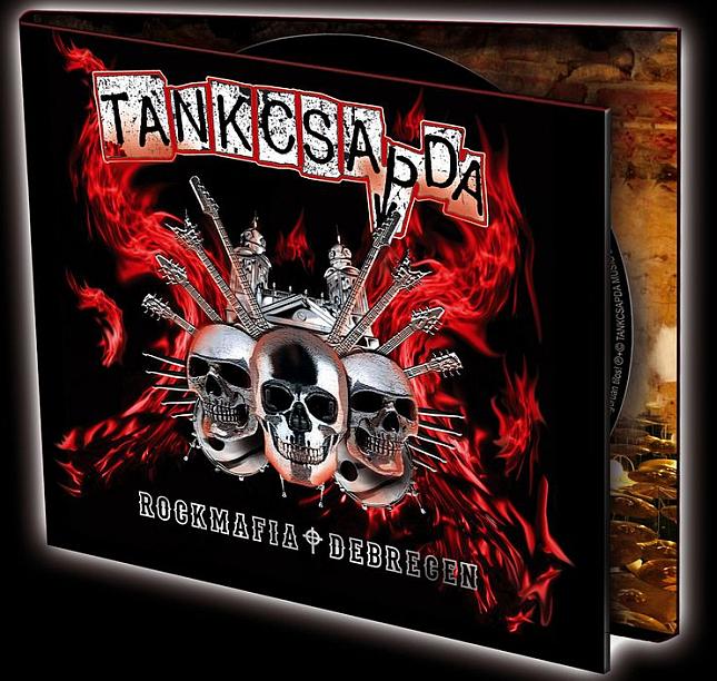 Tankcsapda �sszes (2013 �jrakiad�sok)