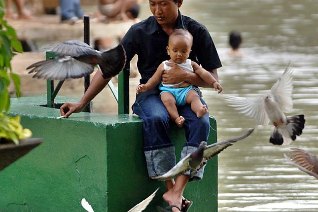 Forrás: AFP/Bay Ismoyo
