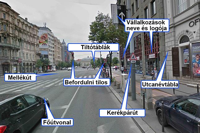 magyarország térkép google Felturbózta magyar térképét a Google magyarország térkép google