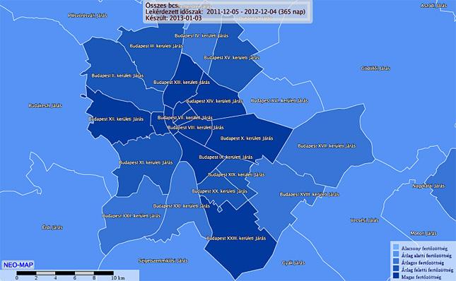 bűnözési térkép budapest Nyugalomra vágyik? Irány Csepel! bűnözési térkép budapest