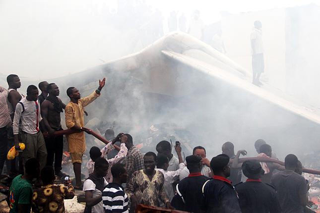 Forrás: AFP/Emmanuel Arewa