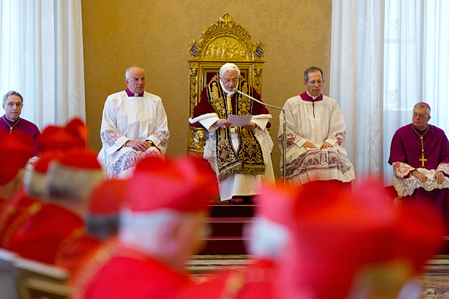 Forrás: AFP/Vatikáni Hírügynökség