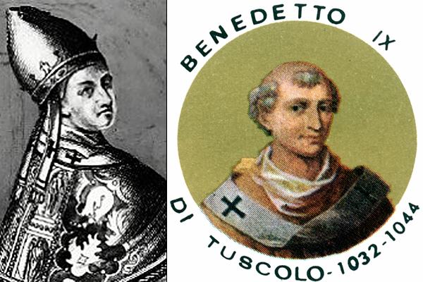A történelem legbotrányosabb pápái
